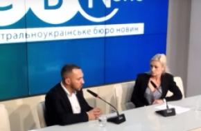 Нардеп Дмитро Лінько розповів про головні проблеми Кіровоградщини та України. ВІДЕО